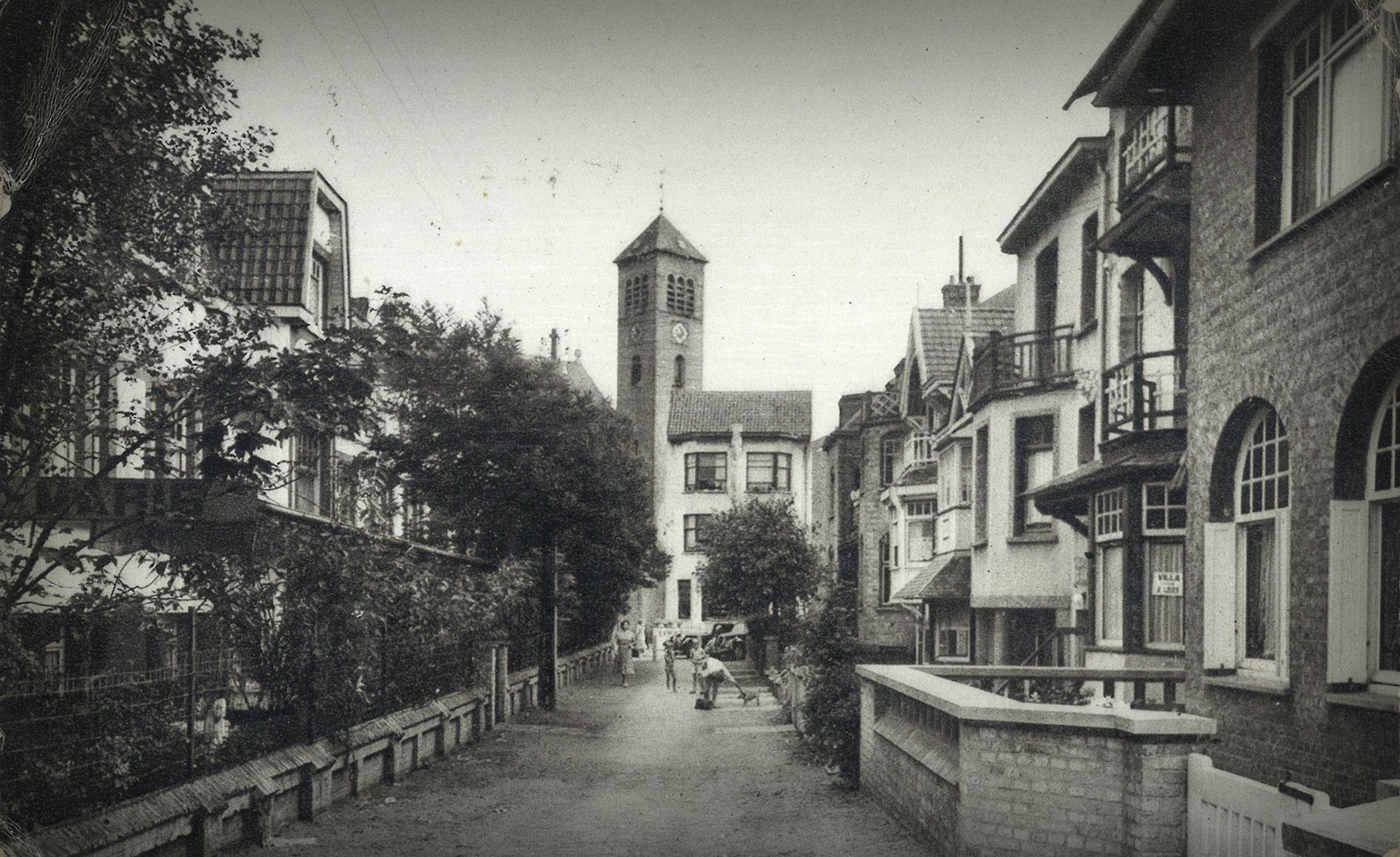 Postkaart De Panne